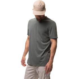 Houdini Big Up - Camiseta manga corta Hombre - gris